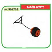 TAPON ACEITE MOTOSIERRA ADAPTABLE ST 504708