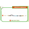 CABLE EMBRAGUE MOTOAZADA BASIC 120CM 976650