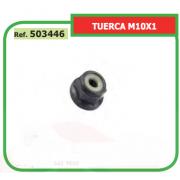 TUERCA CABEZAL M10X1 ADAPTABLE DESBROZADORA ST FS-120 503446