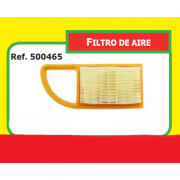 FILTRO DE AIRE ADAPTABLE SOPLADOR ST BR500-BR550 BR600 500465