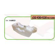 DEPOSITO COMBUSTIBLE DESBROZADORA BASIC CG 430-520 BG 520B 918813