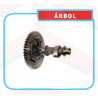 ARBOL DE LEVAS ADAPTABLE G-100