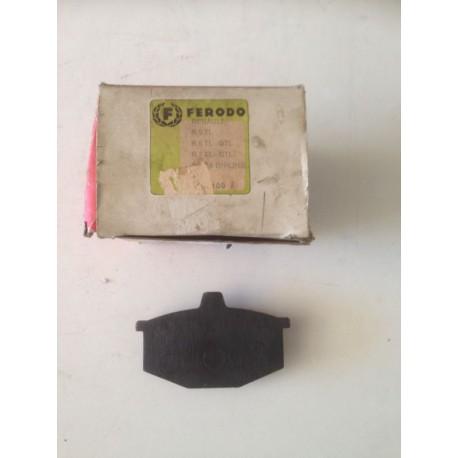 Pastillas de freno FERODO para: Renault 5 y 6