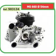 KIT BLOQUE MOTOR COMPLETO ADAPTABLE MOTOSIERRA ST MS 660 503134