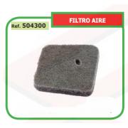 FILTRO DE AIRE DESBROZADORA ADAPTABLE FS. 38/45/46/55 504300