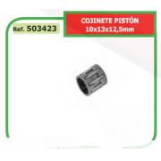 COJINETE PISTÓN Ref. 503423 10x13x12,5mm ADAPTABLES DESBROZADORAS STH Modelos FS120 - FS200 FS250