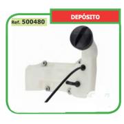 DEPOSITO GASOLINA ADAPTABLES DESBROZADORAS STH Modelos FS120 - FS200 FS250 500480
