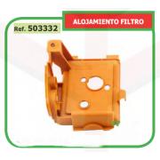 ALOJAMIENTO FILTRO DE AIRE ADAPTABLES DESBROZADORAS STH Modelos FS120 - FS200 FS250 503332