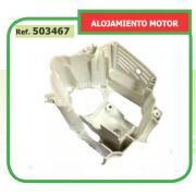 ALOJAMIENTO MOTOR ADAPTABLES cortasetos STH Modelos HS81 - HS86R 503467
