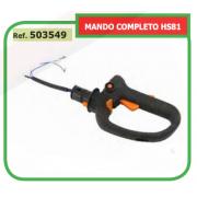 MANDO COMPLETO ADAPTABLES cortasetos STH Modelos HS81 503549