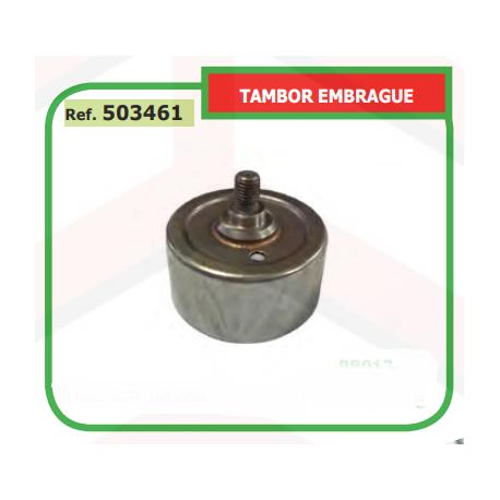 TAMBOR EMBRAGUE ADAPTABLES cortasetos STH Modelos HS81 - HS86R 503461