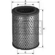 Filtro de aire MAN c 1394 para Renault