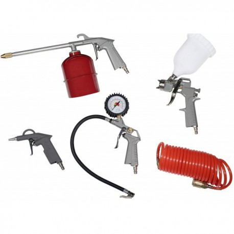 Kit de pistolas para compresor