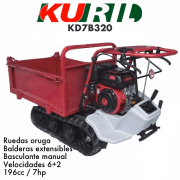 CARRETILLAS DUMPER KURIL